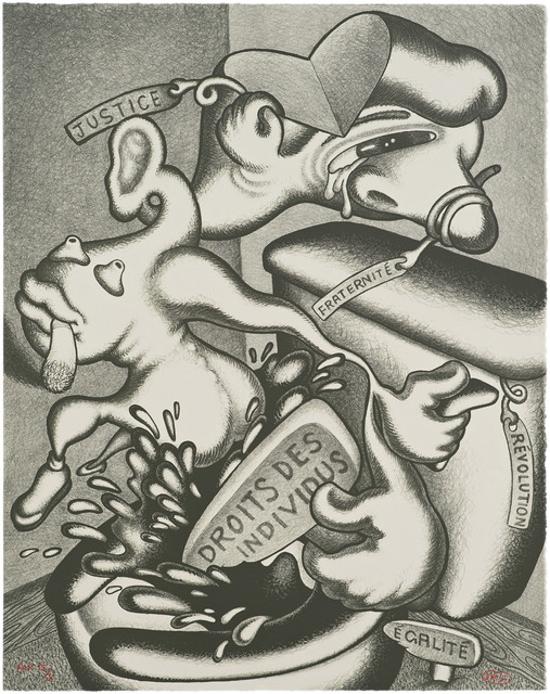 , 'Rights of the Individual,' 1989, Pace Prints