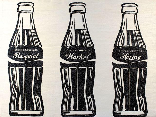 , 'Triple coke bottle,' 2016, Virginie Barrou Planquart