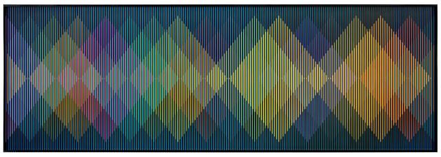 , 'Cromointerferencia Espacial 42,' 1964-2017, Galería RGR