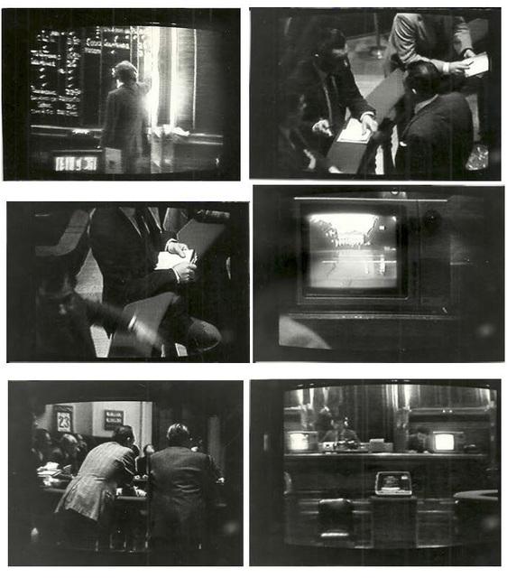 , 'Bolsa de Santiago ,' 1982, Isabel Aninat