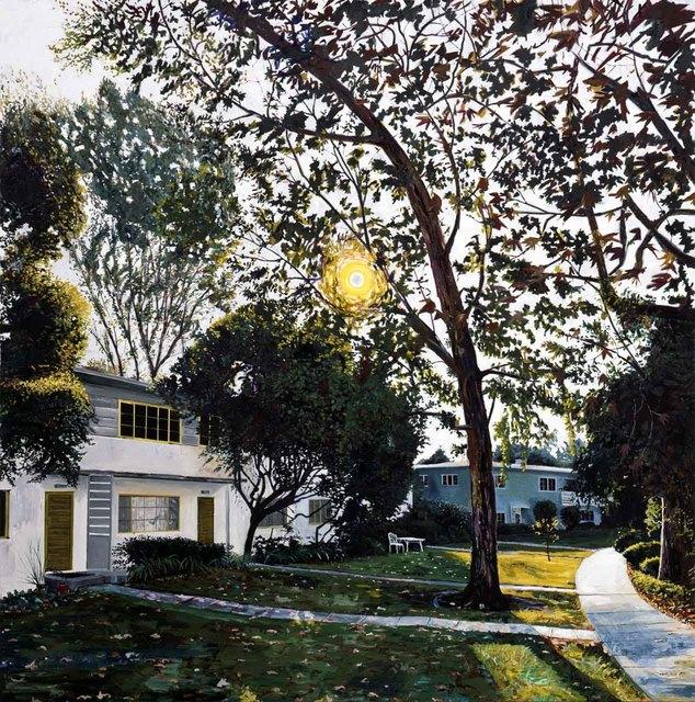 , 'Baldwin Hills Village ou Village Green (V)  Architecte : Reginald D. Johnson Paysagiste : Fred Barlow Date de construction: 1942 Los Angeles, Californie,' , Galerie Xippas