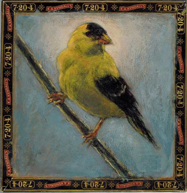 , 'Goldfinch / 7-20-4,' 2016, Paul Thiebaud Gallery