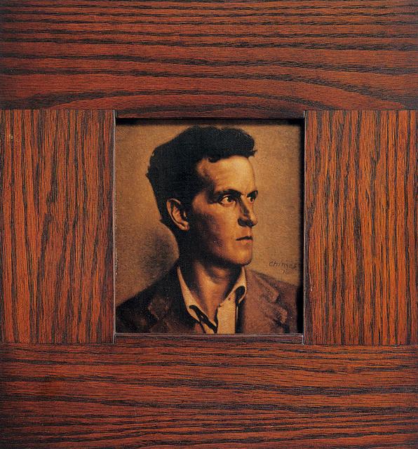 , 'Ludwig Wittgenstein,' 1976, Locks Gallery