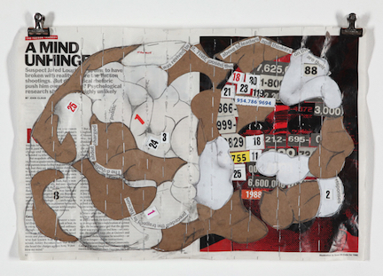, 'A Mind Unhinged,' 2011, Sicardi Gallery