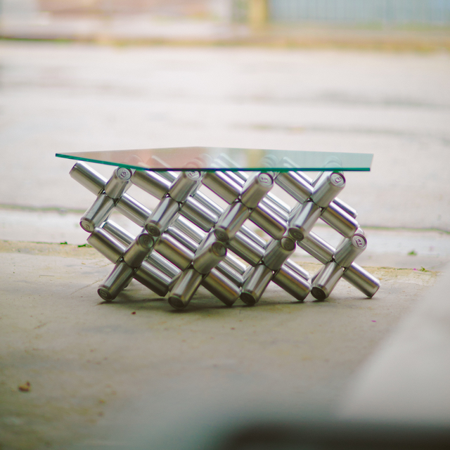 Emmett Moore, 'Six-Pack Module, Coffee Table', 2014, Nina Johnson