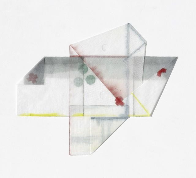 , 'Creases and folds,' 2015, Galerie Ceysson & Bénétière