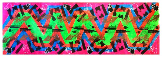 """, '""""Violence"""",' ca. 2016, Parlor Gallery"""