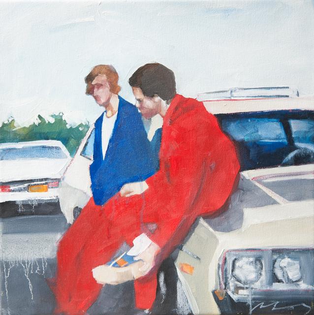 , 'After Track,' 2016, Susan Eley Fine Art