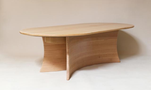 , 'Conference Desk,' 2016, Sladers Yard