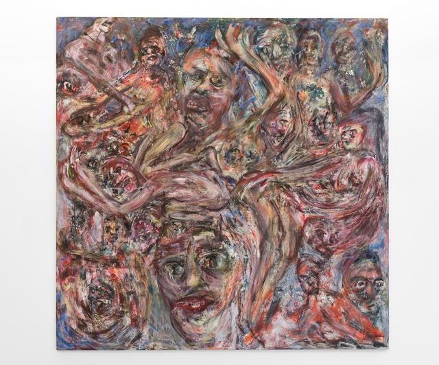 , 'untitled,' 1989-1991, Buchmann Galerie