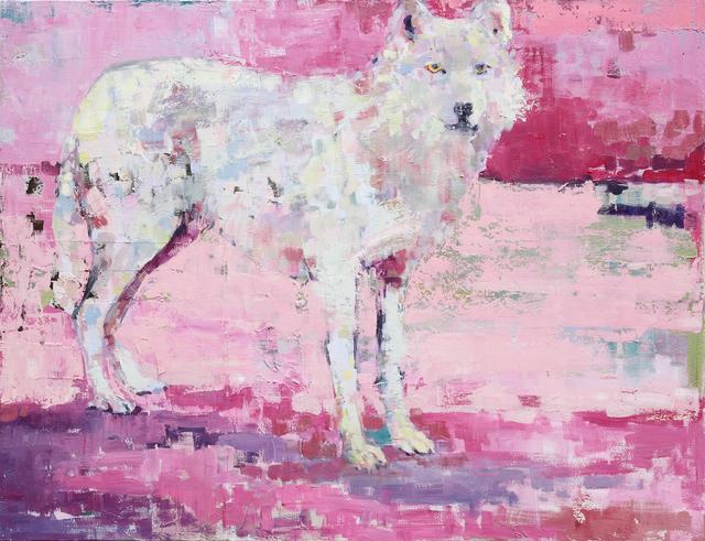, 'White Heart,' , Sirona Fine Art
