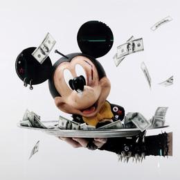 Head Of Mickey