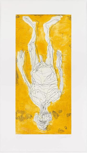 , 'Ohne Hose in Avignon I,' 2014, Gagosian