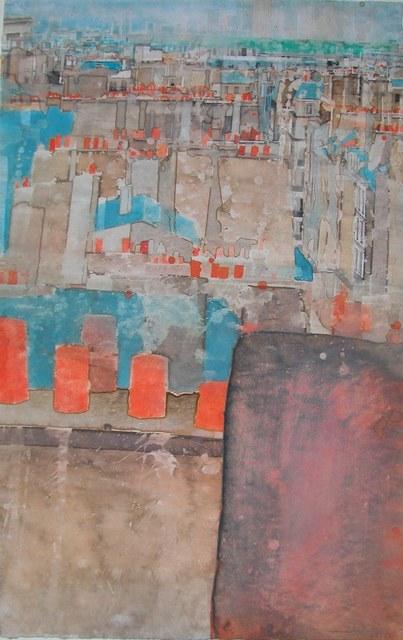 , 'Paris, les cheminées,' 1995, Galerie Arcturus