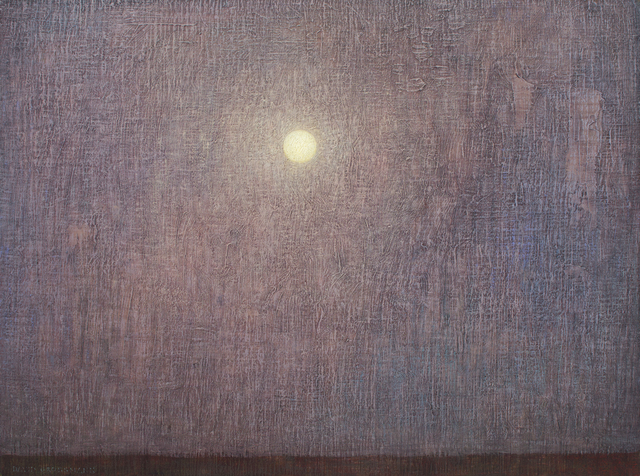 , 'Night with Full Moon,' 2019, Gallery 1261