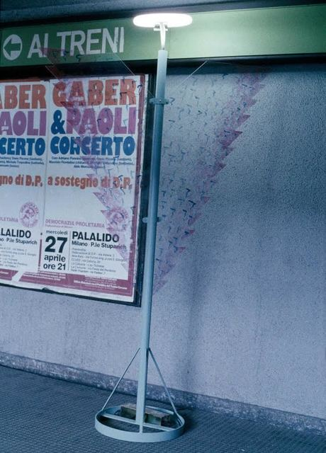, 'Arcangeli metropolitani,' 1979, Camera16