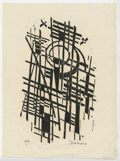 , 'Tree Pattern,' 1961, Childs Gallery
