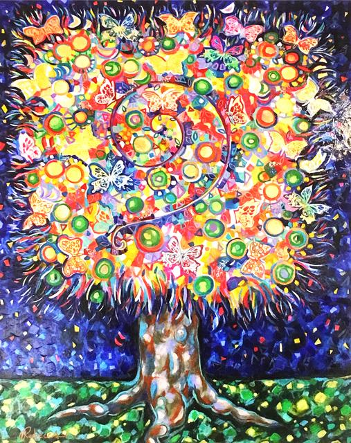 , 'Tree of life - Arbre de vie,' 2016, Galerie Artefact