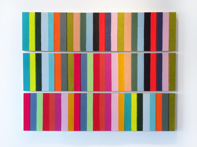 , 'Permutations 1,' 2014, Galleri Urbane