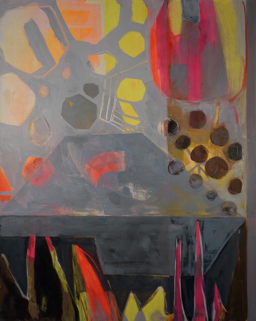 , 'Crystal Bounce,' 2018, John Davis Gallery