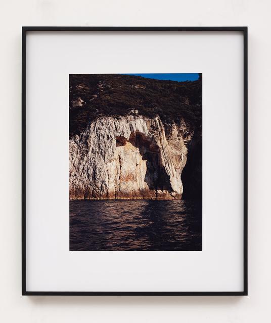 , 'Cartographies (Void),' 2017, Galerie Greta Meert