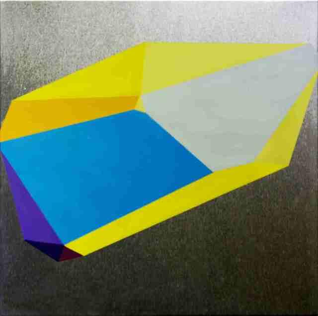 , 'Polígonos,' 2015, Galeria Monique Paton
