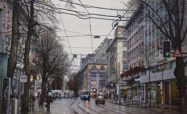 , 'Bahmhofstrasse,' , Plus One Gallery