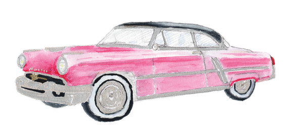 Neil Young, '1953 Lincoln Capri,' , Robert Berman Gallery