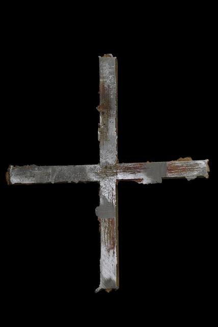 , 'Cross,' 2010, Caroline Van Hoek