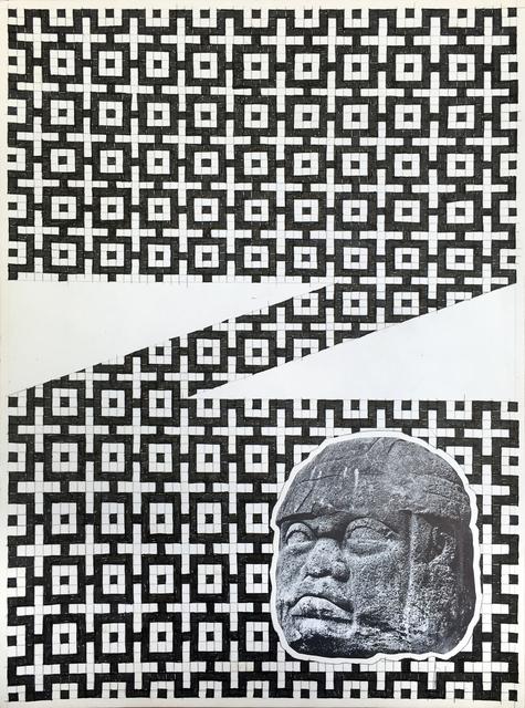 , 'Zig/zag,' 2015, Asya Geisberg Gallery