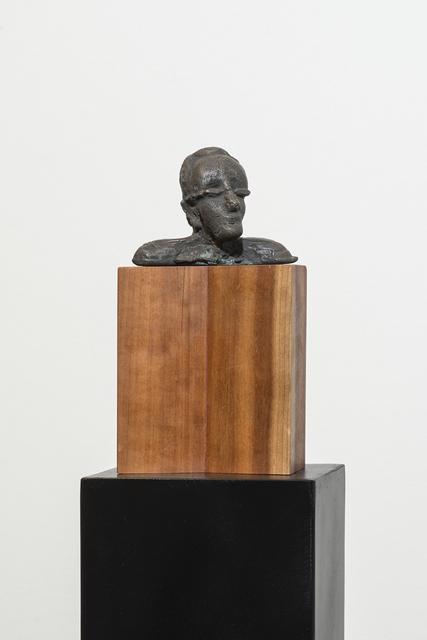 , 'Heiner Müller,' 1998, Galerie Kornfeld
