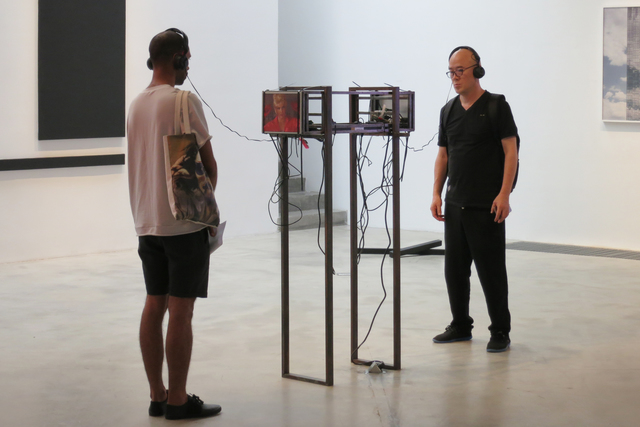 , 'Un Año de Amor / The Crying Game,' 2015, C-Space+Local