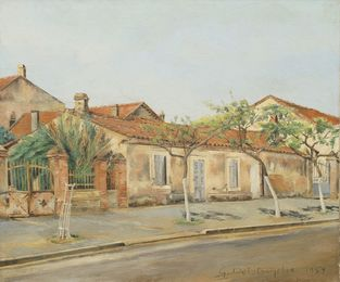 Rue de Tipasa, Montpellier