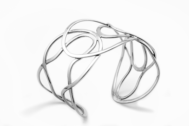 , 'Entrelace bracelet ,' 2015, Joia Brasil