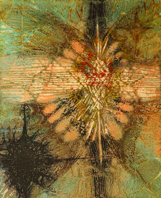 Krishna Reddy, 'Butterfly Formation ', 1957, Moolagundam Art Gallery