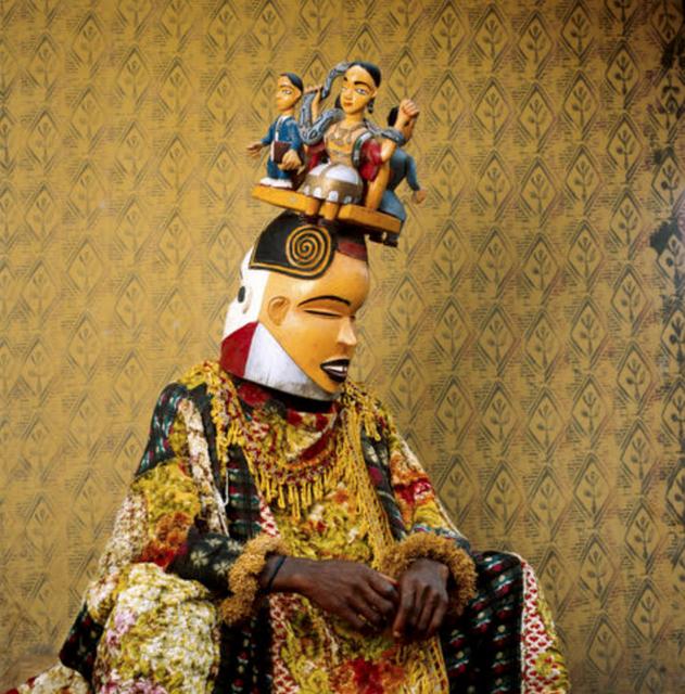 , 'Mami Wata Masquerade, Nigeria,' 2004, 50 Golborne