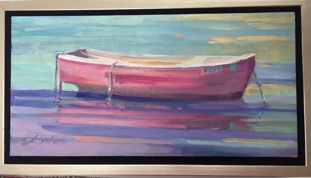 , 'Pink Vessel,' 2018, 530 Burns Gallery