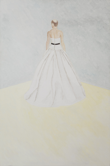 Du Yuqing, 'Back', 2013, Contemporary by Angela Li