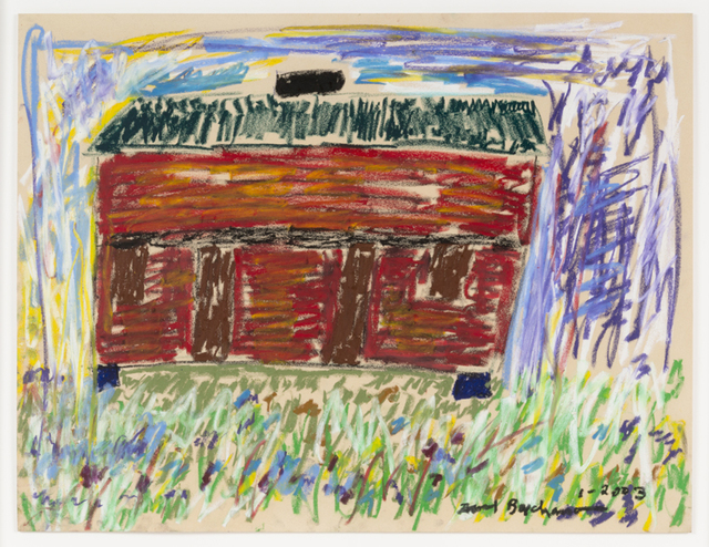 , 'Bev's Shack,' 2003, David Klein Gallery