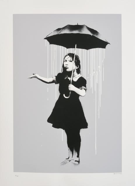 Banksy, 'Nola, White rain', 2008, Digard Auction