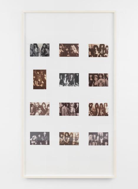 Richard Prince, 'Bitches and Bastards', Simon Lee Gallery