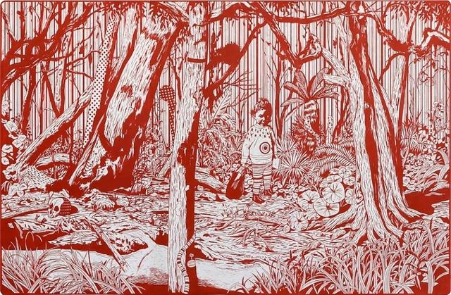 , 'Sleepwalking ,' 2010, Mark Moore Fine Art