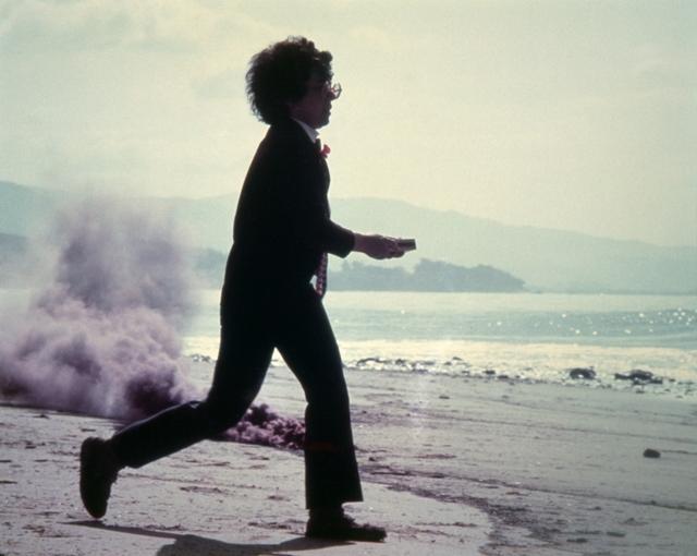 , 'Purple Atmosphere #4,' 1969, Brooklyn Museum