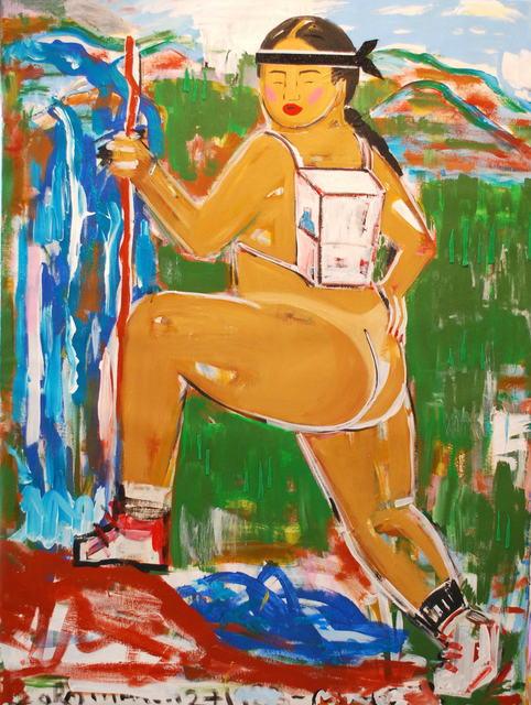 , 'Bandana,' 2017, V1 Gallery