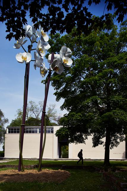 Isa Genzken, 'Two Orchids', 2015, 56th Venice Biennale