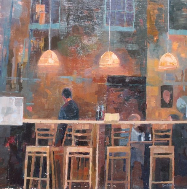 , 'Chairs & Lamps,' , Castlegate House Gallery