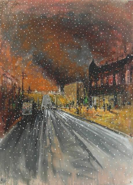 """, '""""The Road 10"""" ,' 2016, Krokin Gallery"""