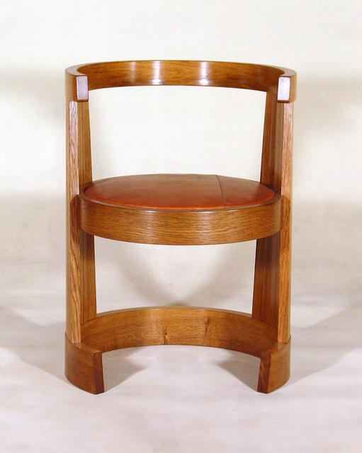 , 'Ring Chair,' 2005, Sladers Yard