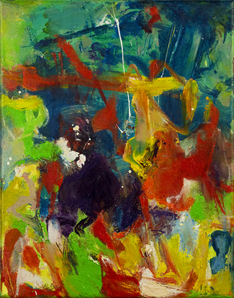 , 'Gypsy Wind I,' 2017, David Barnett Gallery
