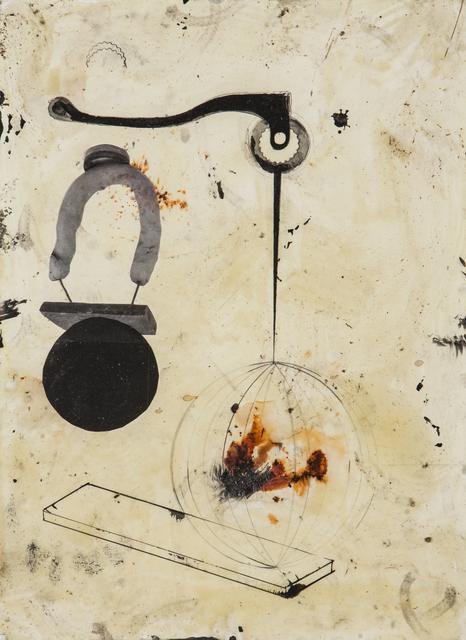 , 'Freizeit Kompostion ,' 2015, Galerie Herold